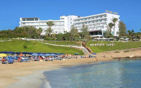 Kypr - Agia Napa na 8 dní, all inclusive, polopenze nebo snídaně s dopravou letecky z Prahy
