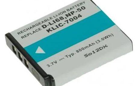 Avacom pro Fujifilm NP-50/Kodak KLIC-7004/Pentax D-LI68 Li-Ion 3,7V 800mAh (DIFU-NP50-532)