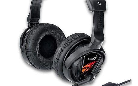 Headset Genius HS-G500V černý (31710020101)