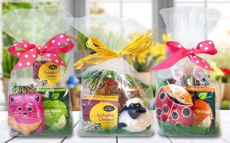 Velikonoční balíčky s fair trade dobrotami