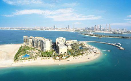 Spojené arabské emiráty - Dubai na 5 dní, polopenze, snídaně nebo ultra all inclusive s dopravou letecky z Bratislavy