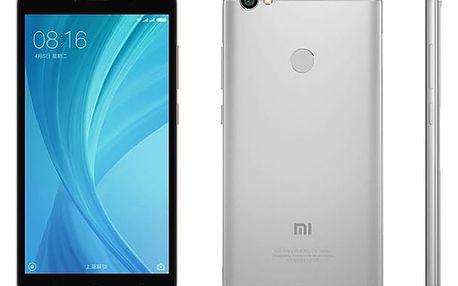 Mobilní telefon Xiaomi Redmi Note 5A Prime 32 GB Dual SIM CZ LTE (PH3624) šedý Software F-Secure SAFE, 3 zařízení / 6 měsíců v hodnotě 979 Kč + DOPRAVA ZDARMA