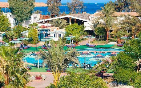 Egypt - Sharm El Sheikh na 8 až 15 dní, polopenze s dopravou letecky z Prahy