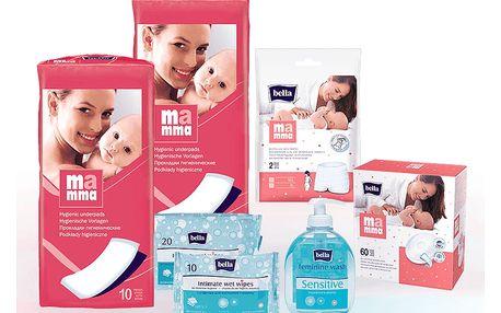 BELLA balíček do porodnice, velikost M/L