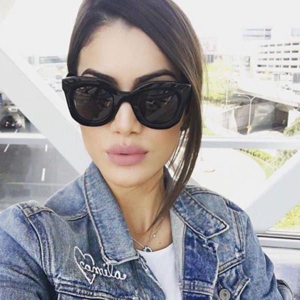 Retro sluneční brýle Chick
