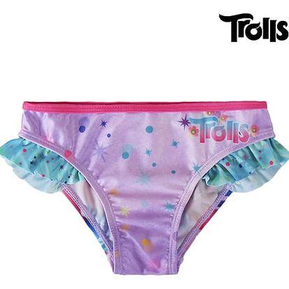 Spodní Díl Dívčích Bikin Trollové