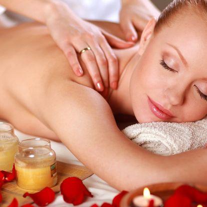 Relax pro tělo i mysl: Speciální masáže dle výběru