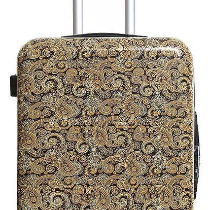 Cestovní kufr na kolečkách s potiskem INFINITIF Odense, 116l