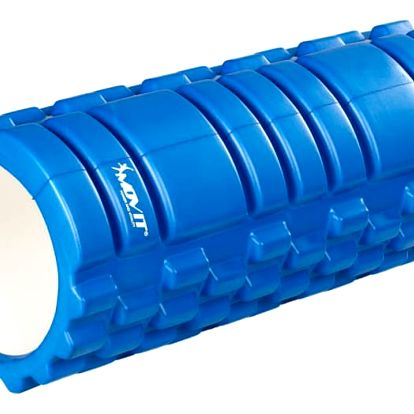 MOVIT FITNESS ROLLER 40577 Posilovací masážní válec - modrá