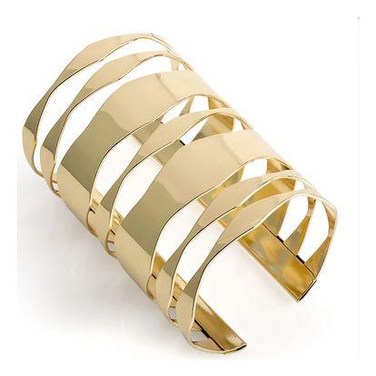 Náramek ve zlaté barvě Trish 29986