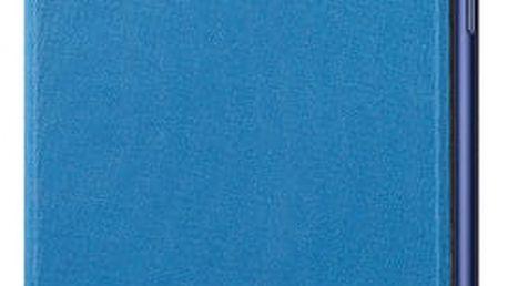 Pouzdro na mobil flipové Huawei Original Folio pro P Smart modré (51992276)