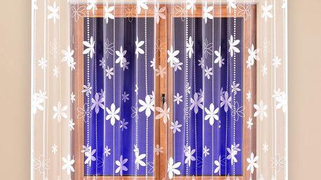 4Home Záclona Larisa, 250 x 150 cm, 250 x 150 cm