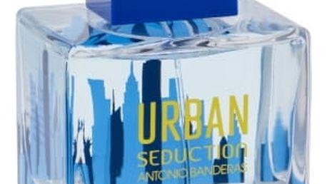 Antonio Banderas Urban Seduction Blue 100 ml toaletní voda pro muže