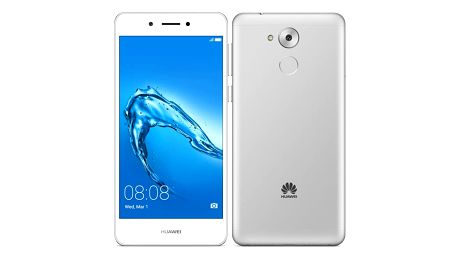 Mobilní telefon Huawei Nova Smart Dual SIM stříbrný + dárek (SP-NOVASDSSOM)
