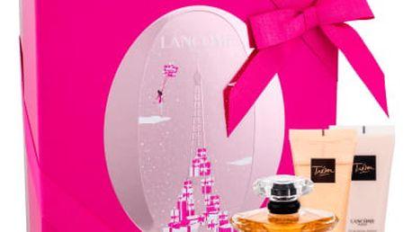 Lancome Trésor dárková kazeta pro ženy parfémovaná voda 50 ml + tělové mléko 50 ml + sprchový gel 50 ml
