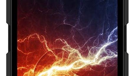 Mobilní telefon myPhone HAMMER ENERGY Dual SIM černý + dárek (TELMYAHAENERBK)