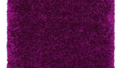 Fialový koberec MOMA Aqua, 57x110cm