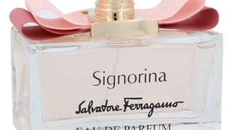 Salvatore Ferragamo Signorina 100 ml parfémovaná voda tester pro ženy