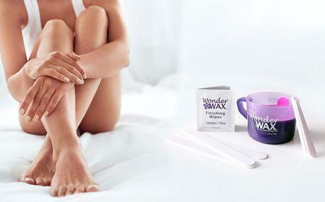 Depilační vosk Wonder Wax - revoluce v boji s chloupky!