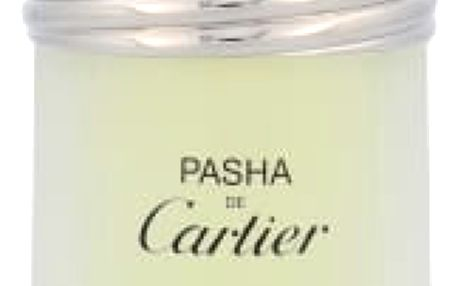 Cartier Pasha De Cartier 100 ml toaletní voda pro muže