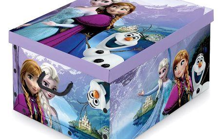 Úložný box na hračky Domopak Frozen, délka50cm