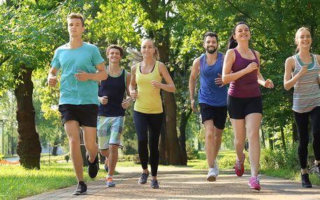 Běžecké kurzy pro začátečníky i pokročilé