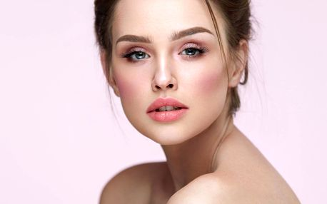 Kosmetické ošetření včetně masáže obličeje