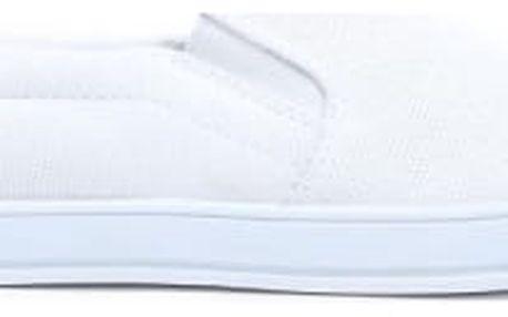 Dámské bílé slip on tenisky Soso 778