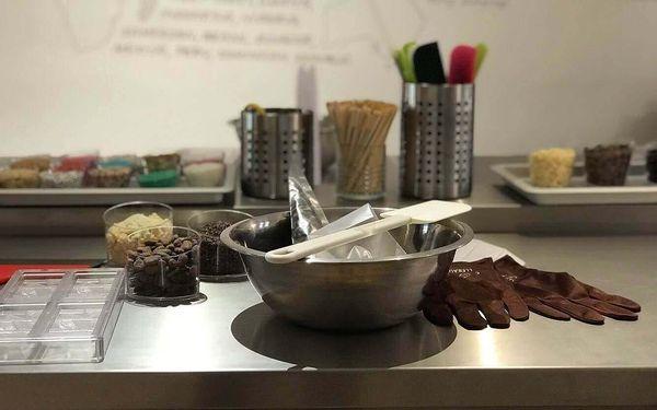 Sladké čokoládové kurzy výroby čokolády pro 2 osoby3