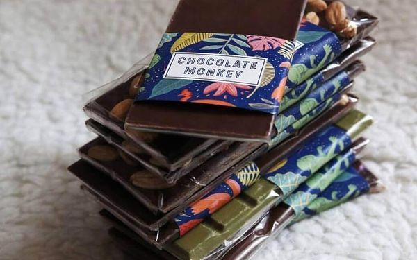 Sladké čokoládové kurzy výroby čokolády pro 2 osoby4
