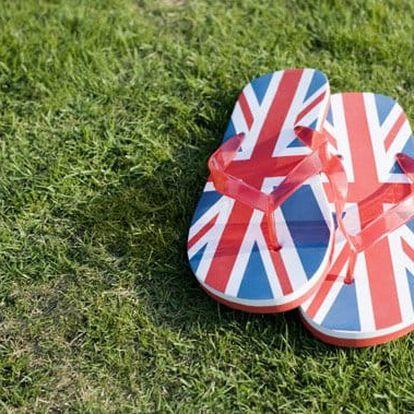 Angličtina pro děti 12-15 let s rodilou mluvčí - mírně pokročilí: Po od 16:30