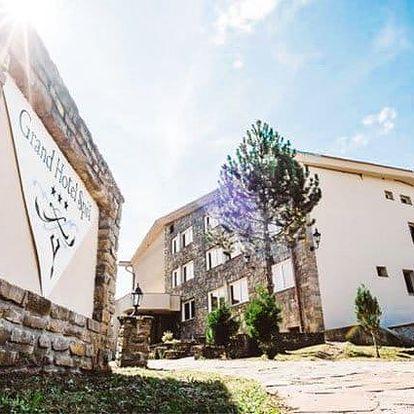 Velikonoční pobyt pro 2 se slevou na wellness v Grand Hotelu Spiš*** ve Slovenském ráji