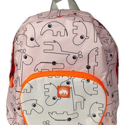 Růžový batůžek Done by Deer