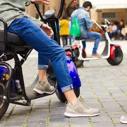 Hodinová jízda Prahou na elektrické koloběžce