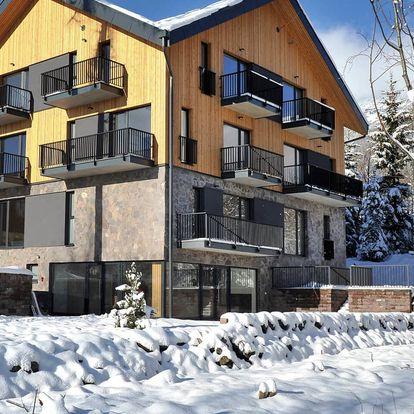 Nové moderní a plně vybavené apartmány pod Tatrami