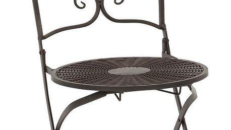 Zahradní židle nicolas, 40/90/40 cm