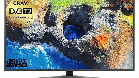 Televize Samsung UE65MU6452 titanium + dárek