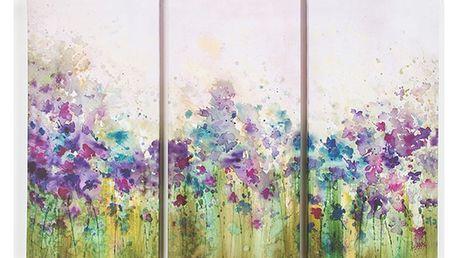 Vícedílný obraz Graham & Brown Watercolour Meadow