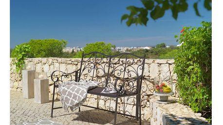 Zahradní lavice nicolas, 115/92/53 cm