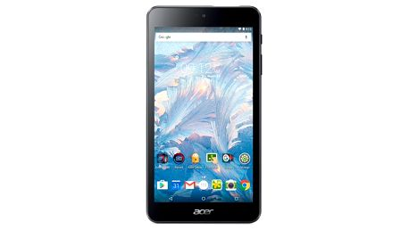 Dotykový tablet Acer Iconia One 7 (B1-790-K7SG) černý + dárek (NT.LDFEE.004)