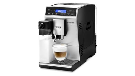 Espresso DeLonghi Autentica ETAM 29.660.SB černé/stříbrné