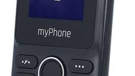 myPhone 3320 Dual SIM (TELMY3320BK) černý
