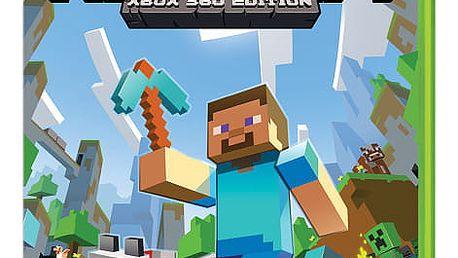 Hra Microsoft Xbox 360 Minecraft (G2W-00016)