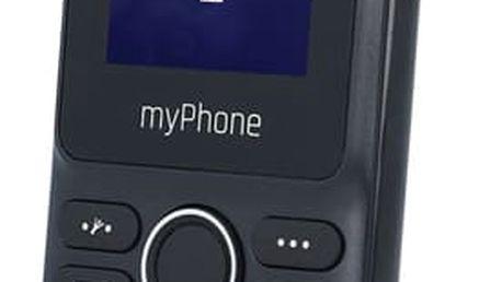 Mobilní telefon myPhone 3320 Dual SIM černý (TELMY3320BK)