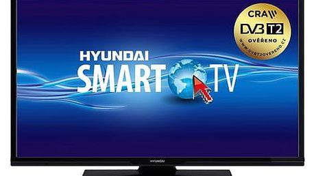 Televize Hyundai HLN 24TS470 černá