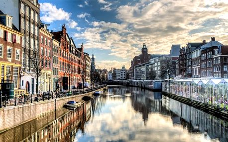 3denní zájezd pro 1 do skanzenu Zaanse Schaans a Amsterdamu