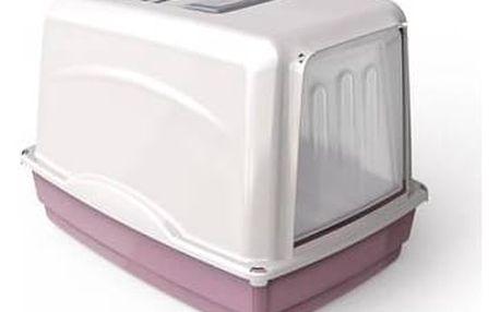 Argi krytá s filtrem - 54 x 39 x 39 cm růžová
