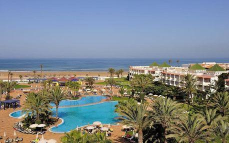 Maroko - Agadir na 15 dní, all inclusive s dopravou letecky z Prahy