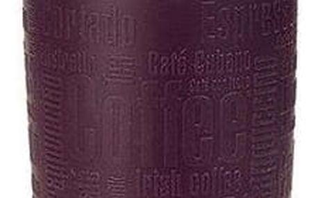 Emsa Cestovní termohrnek 0,36 l, fialová