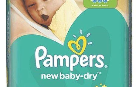 Pampers New baby 1 newborn 2 - 5 kg 43 kusů